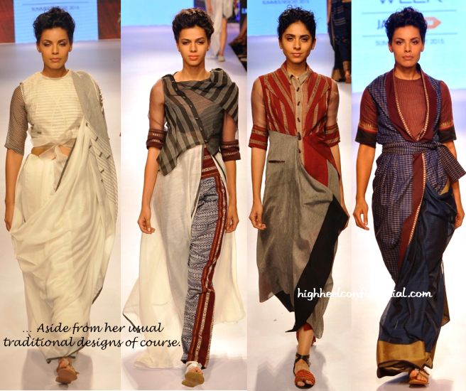 LFW Resort 2015- Vaishali S-2
