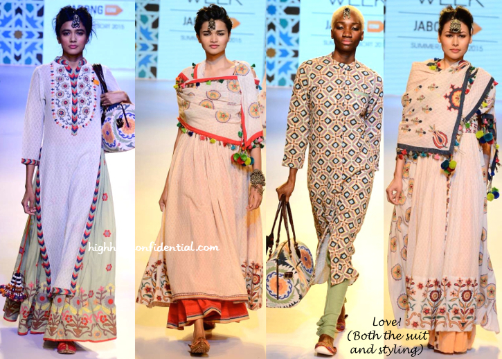 LFW Resort 2015- Vrisa By Rahul N Shikha-2