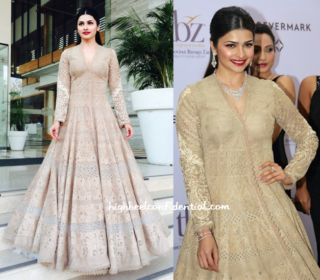 Prachi Desai in Rimple & Harpreet Narula at a Forevermark event in Ahmedabad-1