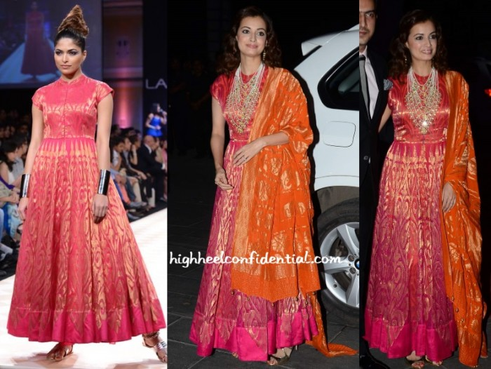 dia-mirza-anita-dongre-tulsi-hitesh-wedding-reception