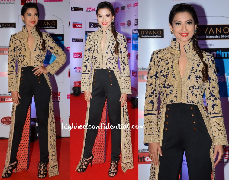 gauahar-khan-pankaj-nidhi-ht-mumbais-most-stylish-2015