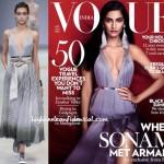 Sonam on Vogue India: (Un)Covered