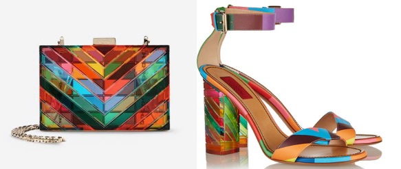 valentino-chevron-bag-sandals