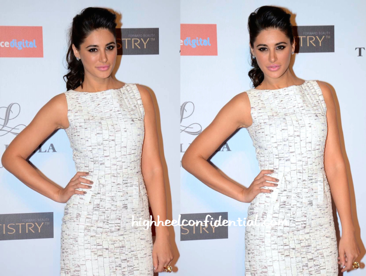 Nargis Fakhri In My Village By Rimzim Dadu At Grazia Young Fashion Awards 2015-2