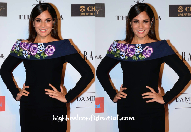 Richa Chadha At Grazia Young Fashion Awards 2015-2