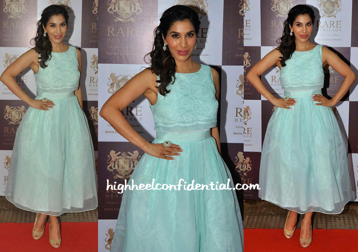 Sophie Choudry In ASOS At Rare Heritage Event-1