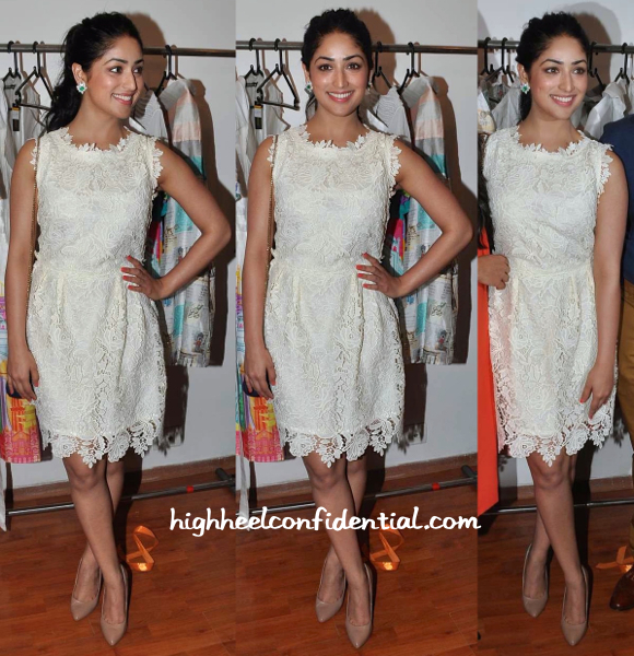 Yami Gautam In Madison At Vesimi Pop-Up Shop Event