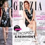 Alia on Grazia: (Un)Covered