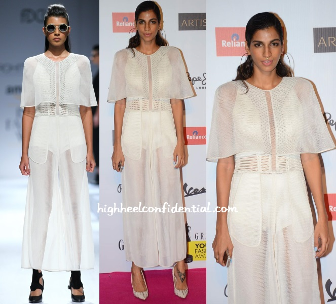 anushka-manchanda-rohit-rahul-grazia-young-fashion-awards-2015