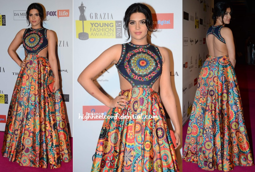 deeksha-seth-neha-agarwal-grazia-young-fashion-awards-2015