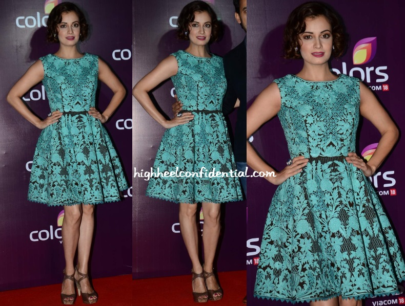 dia-mirza-pankaj-nidhi-colors-tv-bash-2015
