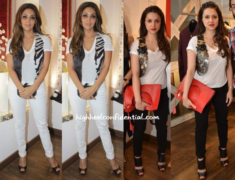 gauri-khan-tania-deol-avinash-punjabi-store-launch-bandra-190