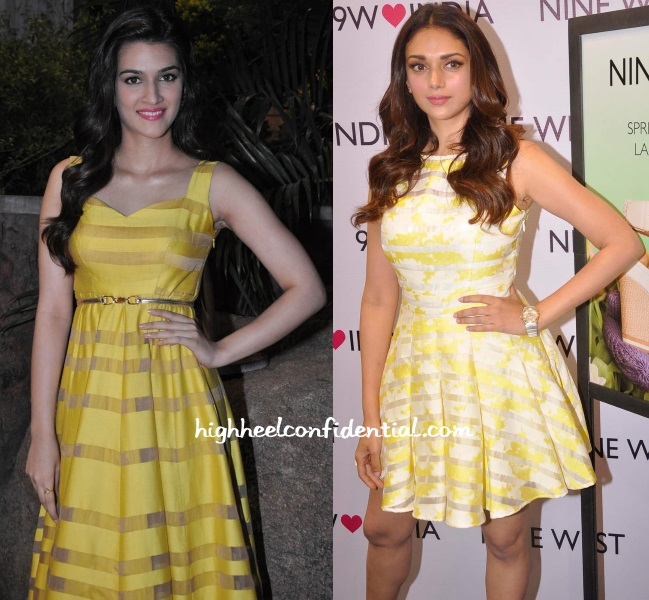 kriti-sanon-aditi-hydari-striped-dress-1