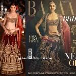 Lisa on Bazaar Bride: (Un)Covered