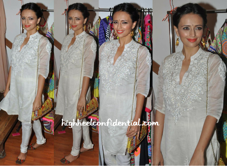 roshni chopra in roshni chopra design at dubal local pop up shop