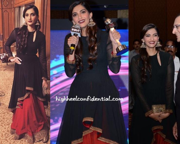 sonam-kapoor-anand-kabra-india-tv-yuva-awards-2015