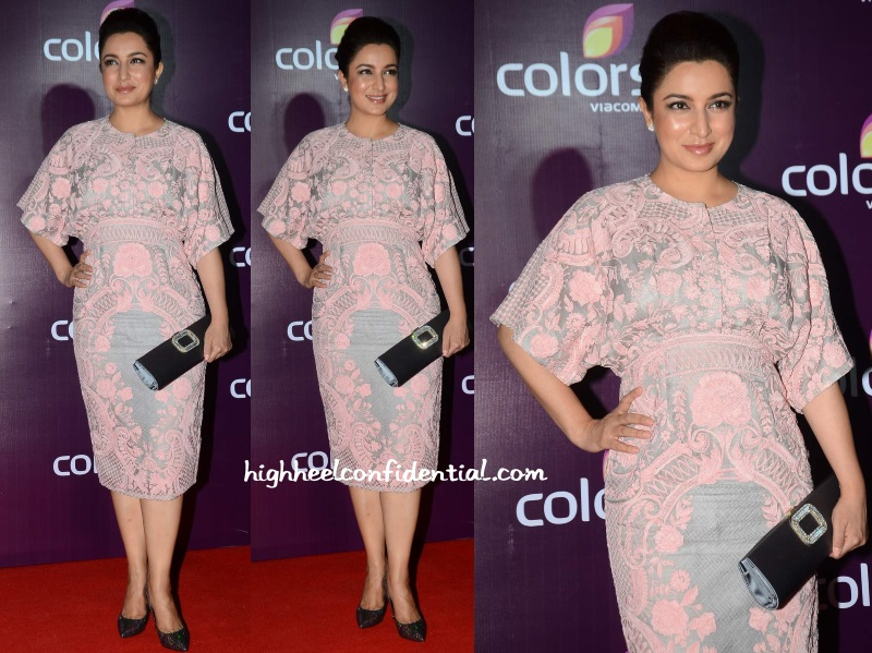 tisca-chopra-pankaj-nidhi-colors-tv-party-2015