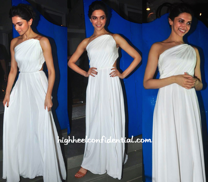 Deepika Padukone At 'Piku' Success Bash-2