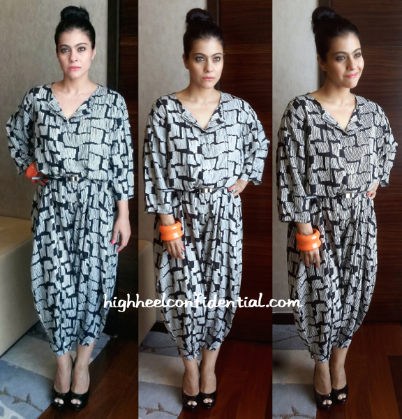 Kajol Attends A Breast Health Awareness Event Wearing Bungalow 8 And Hermes-1