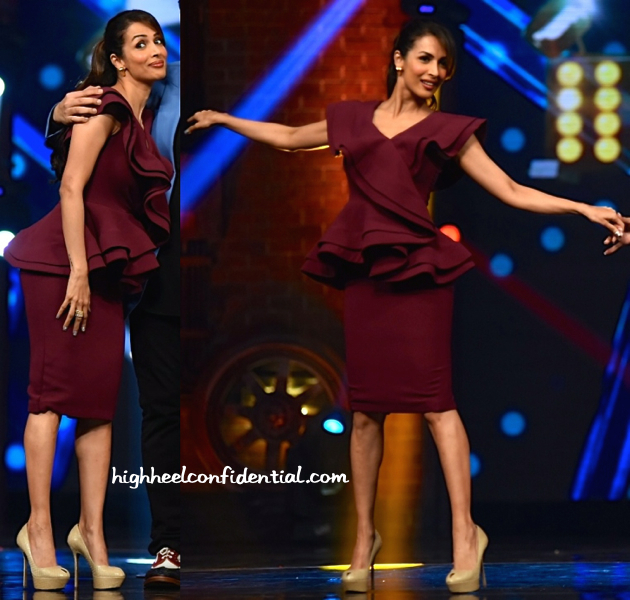 Malaika Arora Khan On India's Got Talent