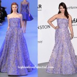 In Elie Saab Couture