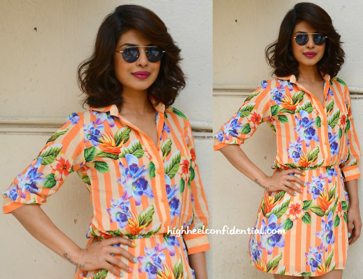 dil dhadekne do press meet-priyanka chopra-ritika bharwani-aldo-2