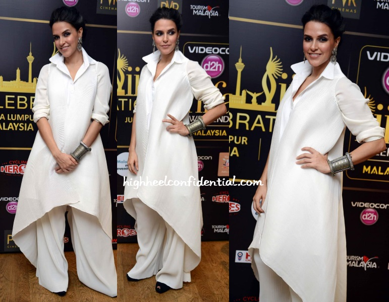 neha-dhupia-kiran-uttam-ghosh-iifa-press-meet-2015