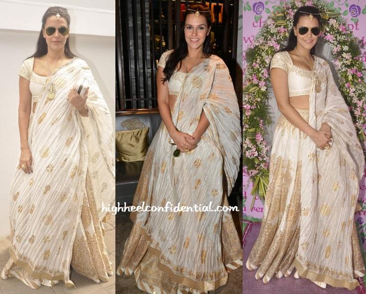 neha-dhupia-nishka-dhruv-wedding-brunch-rohit-bal