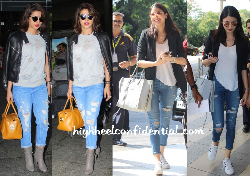 priyanka-chopra-anushka-airport-denims-distressed