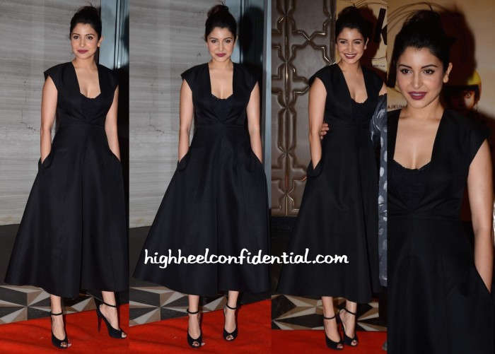Anushka Sharma In Michael Kors At 'PK' Success Bash-2