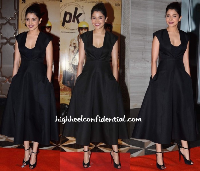 Anushka Sharma In Michael Kors At 'PK' Success Bash