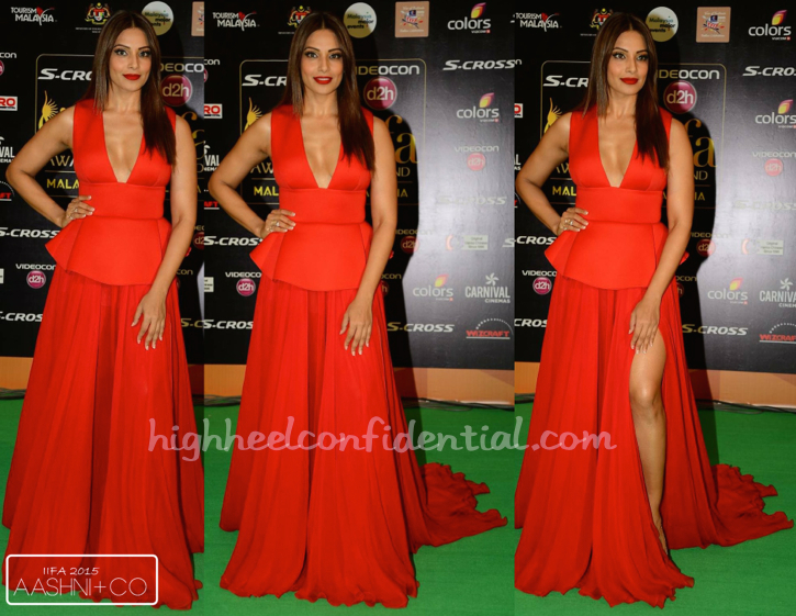 Bipasha Basu In Gauri And Nainika At IIFA 2015-1