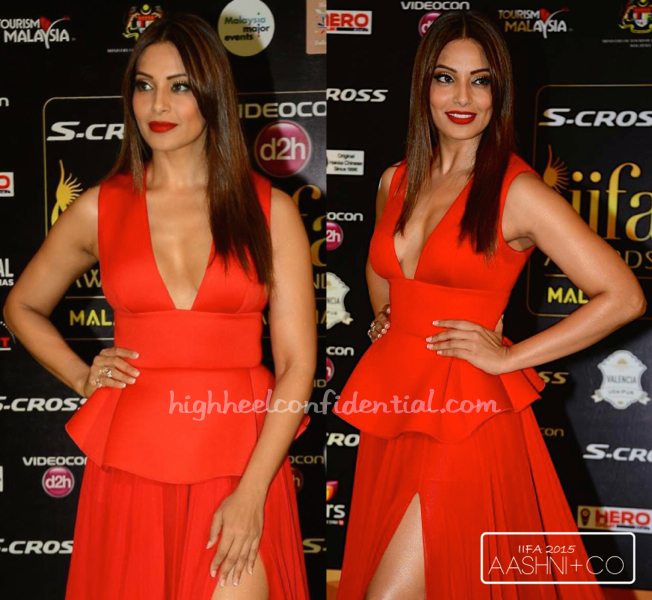 Bipasha Basu In Gauri And Nainika At IIFA 2015-2
