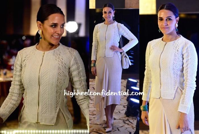 Neha-Dhupia-In-Kavita-Bhartia-At-Retail-Jeweller-India-Awards-2015-1-1-700x470