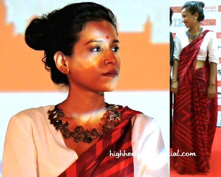 Tillotama Shome In Payal Khandwala At The Kashish Film Festival-2
