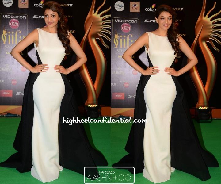 kajal-aggarwal-gauri-nainika-iifa-awards-2015