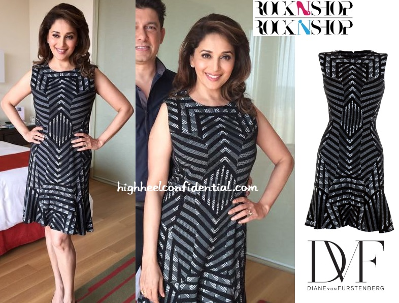 madhuri-dixit-dvf-facebook-chat