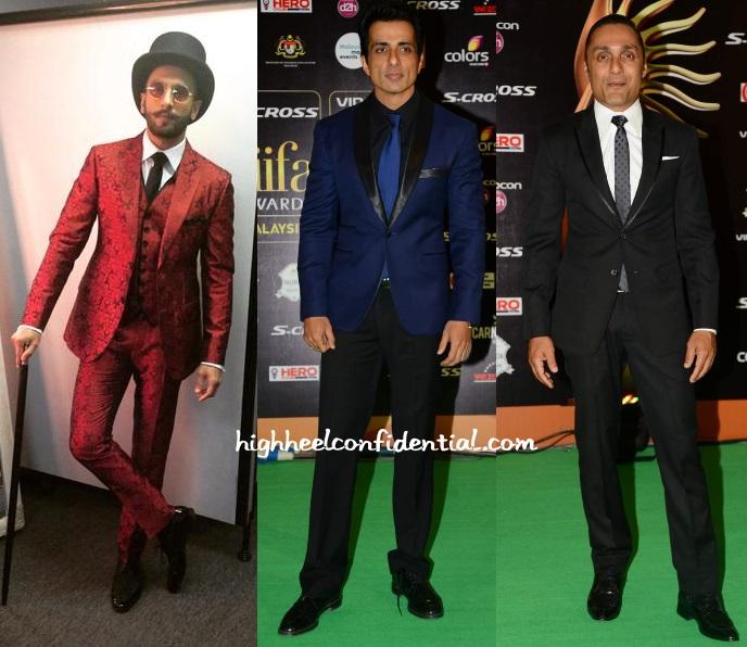 ranveer-sonu-rahul-iifa-awards-2015