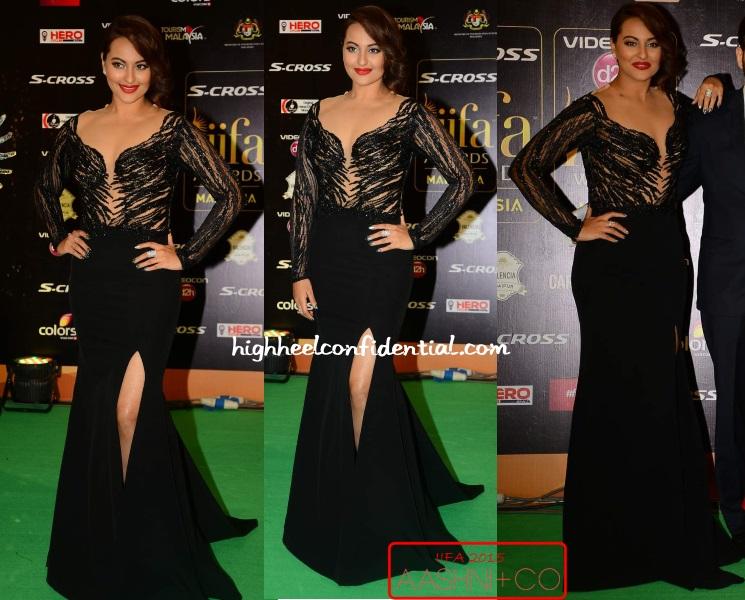 sonakshi-sinha-monisha-jaising-iifa-awards-2015