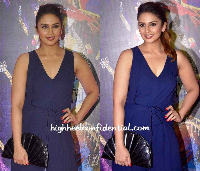 Huma Qureshi In Zara At Guddu Rangeela Premiere-2