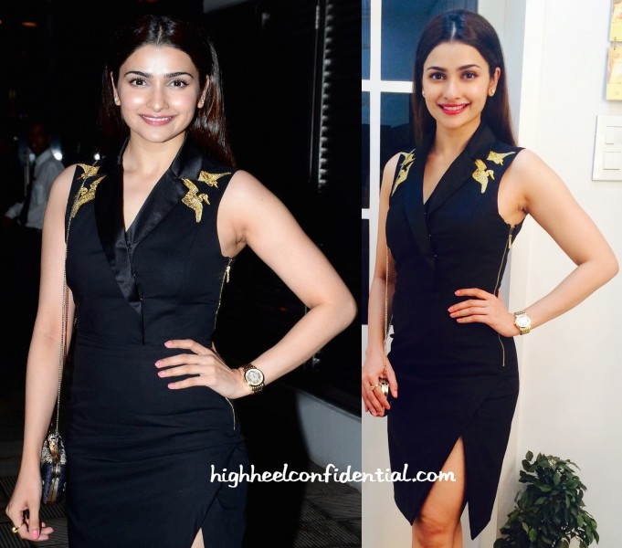 Prachi Desai In Altuzarra for Target At Mr. India Pageant 2015-2