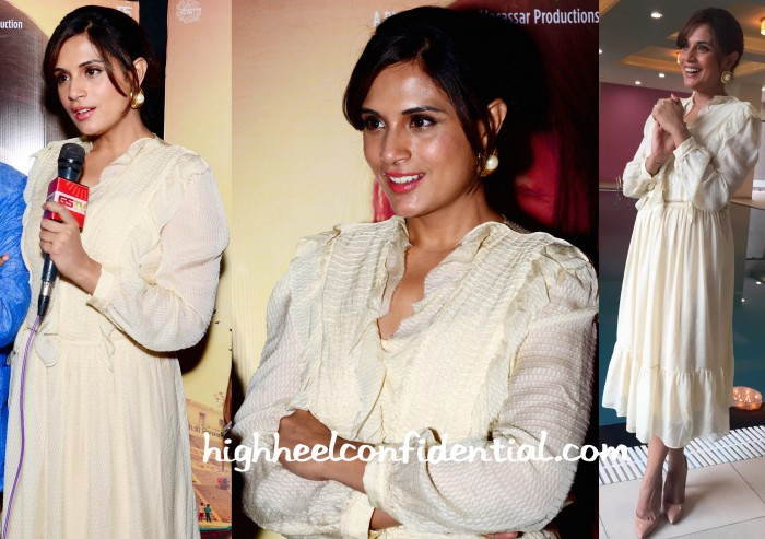 Richa Chadda In Shift By Nimish Shah At Masaan Promotions-2