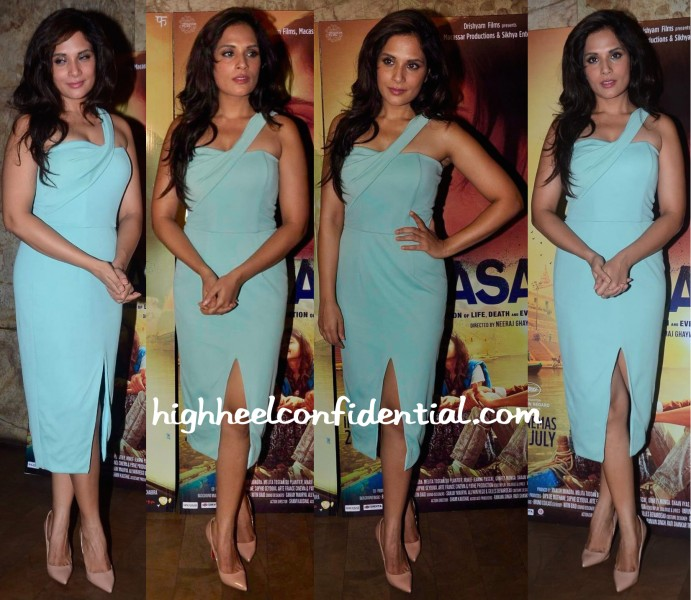 Richa Chadha In Hema Kaul At Masaan Screening