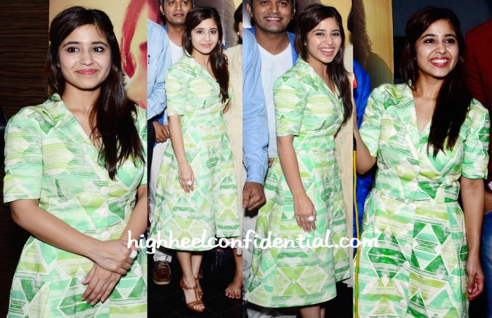 Shweta Tripathi In Mirage By Parul Bhargava And At Masaan Screenings-1