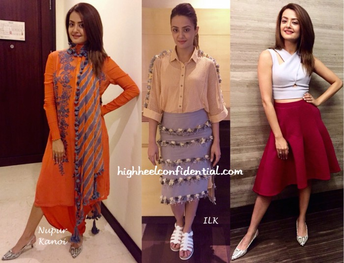 Surveen Chawla at Hero Naam Yaad Rakhi Promotions-2