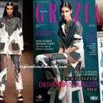 Diana on Grazia: (Un)Covered