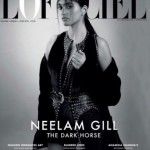 Neelam on LOfficiel:(Un)Covered
