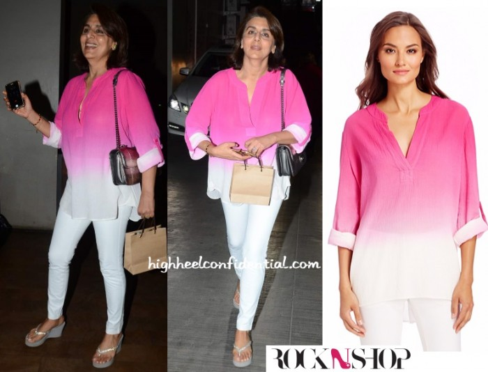 neetu-singh-dvf-ombre-pink-top-abcd2-screening