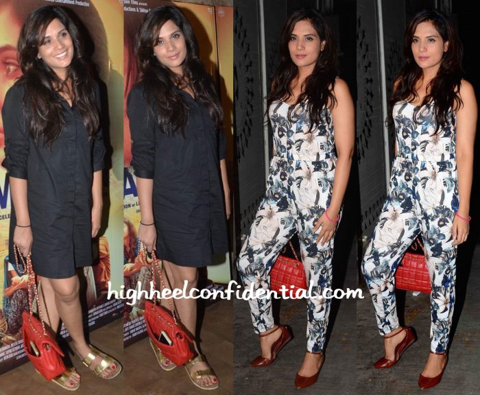 richa chadha-masaan screenings for farhan akhtar and aamir khan-1