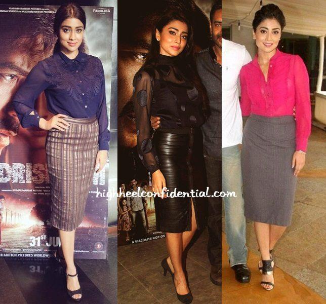 shriya-saran-skirts-drishyam-promotions